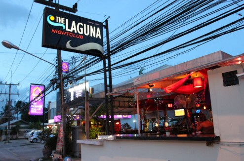 Laguna Nightclub and Bar Plaza Rawai